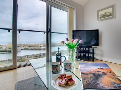Photo for Lindisfarne View - Three Bedroom Apartment, Sleeps 5