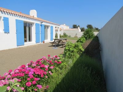 Photo for L Ile D Yeu: Holiday recent independent house (4 pers.Baby +)