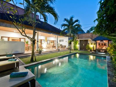 Photo for Seminyak 3 Bedroom Central Near Beach Villa