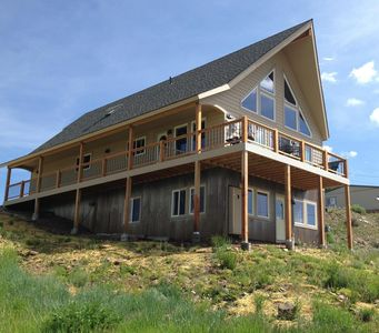 Photo for Enjoy Our New House In Historic Leadville, including your pets.