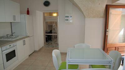 Photo for At the edge of the river Drôme, in Saillans, lodging beaumiroir in rdc, 2 to 4 people