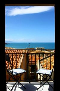 Photo for Splendid sea view apartment in the historic center