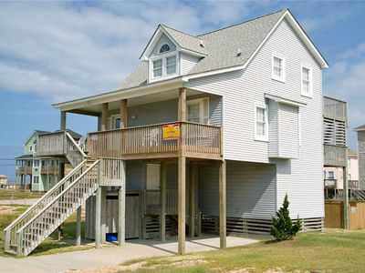 Photo for Beautiful, Relaxing Views w/ Easy Beach Access! Oceanview Rodanthe-Pool, Hot Tub