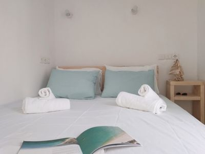 Photo for Naxos summer nest. (1 bedroom sleeps 2 people)