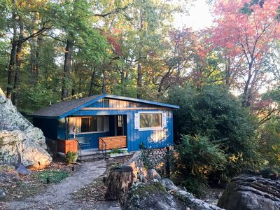 Photo for Blue Ivy: Modern Mountain Gem~outdoor lovers' dream. Couples mountain escape.