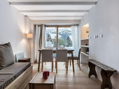 Photo for Chalet Razaz : Charming apartment in the resort's centre