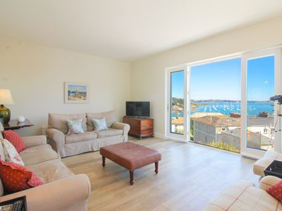 Photo for Trevarrick House is an incredibly spacious refurbished house with grandstand views across Falmouth