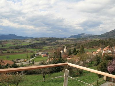 Photo for Haven of peace in Pelleautier, panoramic view