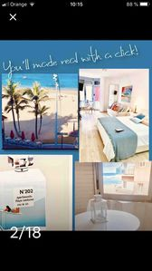 Photo for Cozy new loft blue view in the beach and free parking subject availability