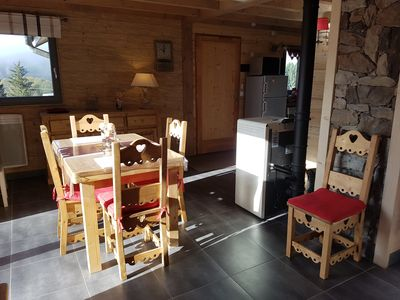 Photo for New chalet of 80 m² for 6 people, near Gérardmer