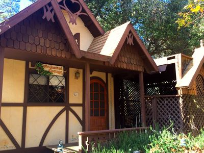 Photo for 1BR Cottage Vacation Rental in Julian, California