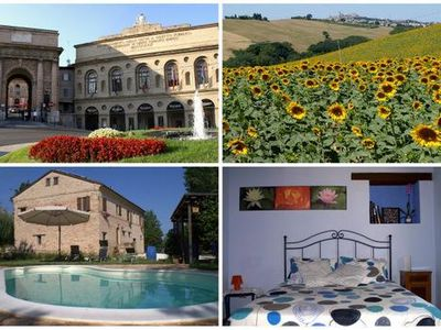Photo for Holiday house Macerata for 8 - 12 persons with 4 bedrooms - Holiday house