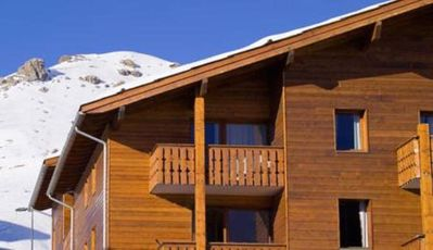 Photo for 2 ROOM HEART PARTS AT THE FOOT OF THE SLOPES, OPEN VIEW TO THE SOUTH, BALCONY