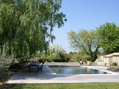 Photo for Luxury property in Provence (Gordes)