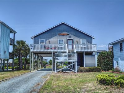 Photo for SUMMER BREEZE: 3 BR / 2 BA sound view, in Topsail Beach, Sleeps 6