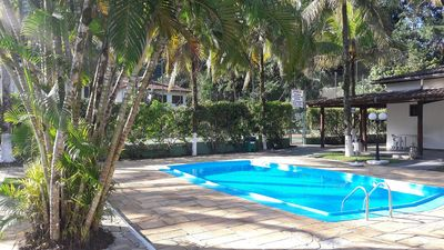 Photo for Closed condominium - In front of the beach (50m) - WI FI - Equipped