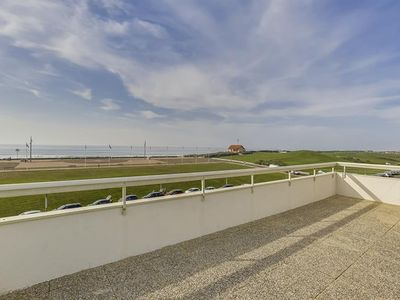 Photo for Biscarrosse Plage, apartment T3 with large terrace and a sea view