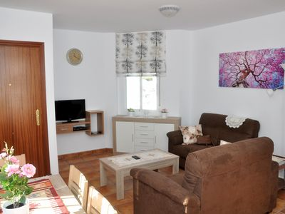 Photo for 2 Bedroom appartment with terras near the old town(private parking 3 euro/day)