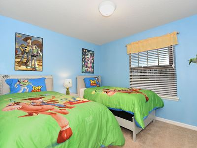 Photo for Disney Theme/new 5 BR Home w/ Pool