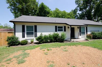 Home has plenty of parking, easy access to home with only 1 step