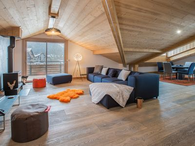 Photo for Elevation Alps Le Papillon Luxury Self Catered  Central Apartment
