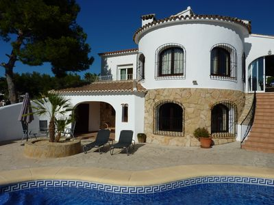Photo for Well Appointed with Superb Open Views - Private Villa With Pool
