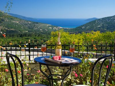 Photo for ** Katerina's Cottage With Stunning Views, Near Agia Effimia & Myrtos Beach **