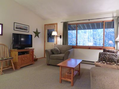Photo for 1BR Condo Vacation Rental in Newry, Maine