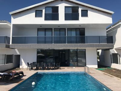 Photo for Modern deluxe 7 bedroom villa D5, just 15 minutes walk from the centre of Dalyan