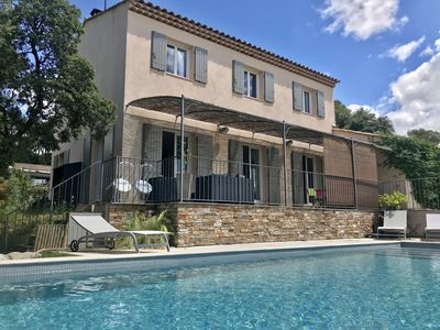 Photo for Provencal Bastide sleeps 8