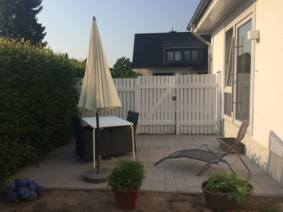 Photo for New beautiful 2-room terrace apartment in the heart of Lübeck