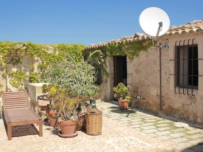 Photo for Il Palmento inside the Farmhouse Scattarelli, with pool, 2,5 Km from the beach