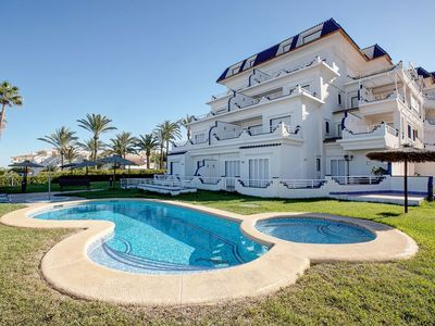 Photo for 2BR Apartment Vacation Rental in Denia, Valencia