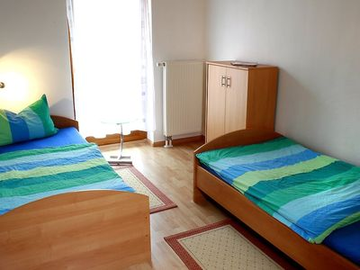 Photo for Apartment 623 m from the center of Neuried with Parking, Washing machine, Garden (85933)