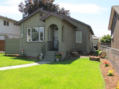 Photo for Family Friendly Heritage Home 2 Blocks From Okanagan Beach