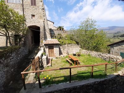 Photo for Casa sulla Valle, a jewel in the nature and in the Tuscan culture