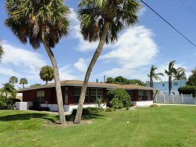 Photo for Bollinger Duplex A Pet Friendly 2 Bedroom One Block From Beach