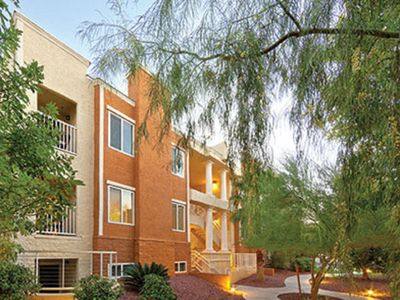 Photo for 2 BDRMS Wyndham condo with FREE parking, FREE WiFi, & NO resort fee for 6 guest