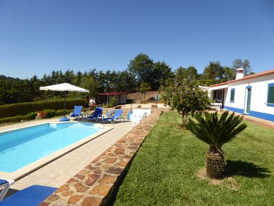 Photo for BELA VISTA, peace in the countryside with pool and 12 min. of Zambujeira do Mar Beach