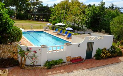 Beautifully Renovated Old Farm Buildings With Large Private Swimming Pool -  Almadena