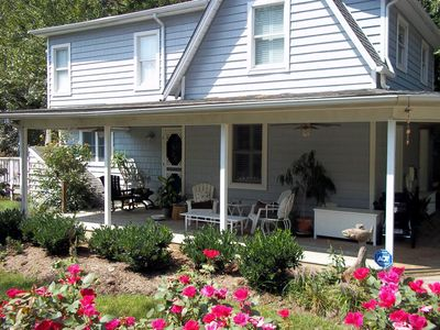 Photo for Coastal Cottage Living in Historic Annapolis-Eastport Minutes to Downtown & USNA