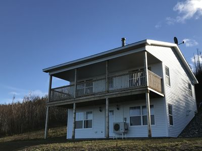 Photo for House by the sea with magnificent views in Georgeville, NS, Canada