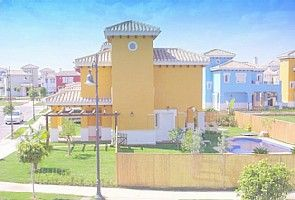 Villa sunray side polaris world Mar Menor SPAIN