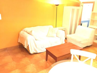 Photo for Sagasta Spacious apartment in Chamberí with WiFi.