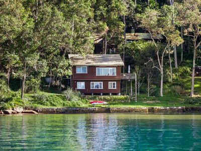 Photo for Unique Waterfront Home on Pittwater