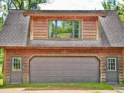 Photo for Updated Carriage House With Northwoods Charm On Presque Isle Lake