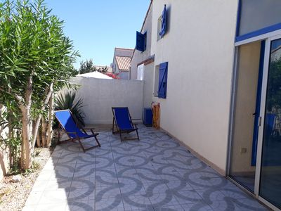 Photo for ideal holiday: house 200 m from the beach