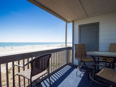 Photo for Oceanfront, 3 Bedroom Condo with Free Water Park, Aquarium, Golf & More Every Day!