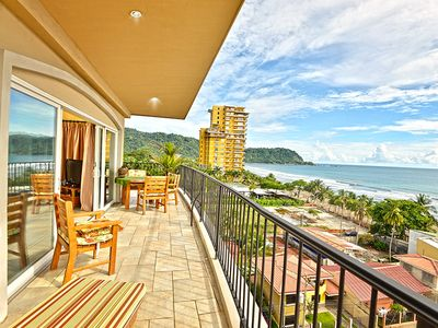 Photo for Amazing Vista Mar Penthouse, Great for Party, in the heart of Jaco Beach!