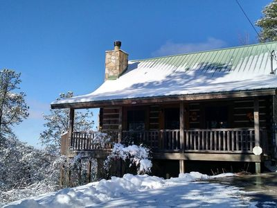Photo for Awesome Cabin with Privacy and Fantastic views near Gatlinburg / Pigeon Forge